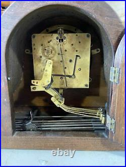 Seth Thomas Westminster Chime 8 Day Mantle Clock