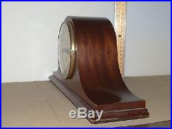 Seth Thomas Westminster Chime Mantel Clock & Key # A401-003