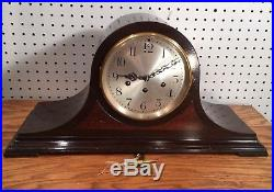 Seth Thomas Westminster Chime Model 80 113 Movement Mantle Clock