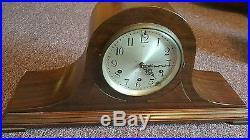 Seth Thomas Westminster Chime mantel clock # 91