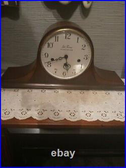 Seth Thomas Westminster Chimes Antiques Mantle Clock