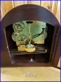 Seth Thomas Woodbury Westminster Chime Mantle Clock A401-000 Movement