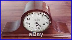 Seth Thomas Woodbury Westminster Chime Mantle Clock Model 1302 8-day Very Nice