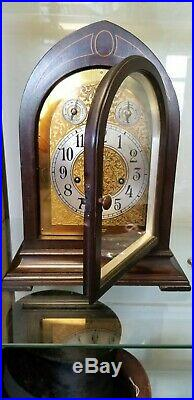 Seth Thomas mantle clock with Westminster chimes