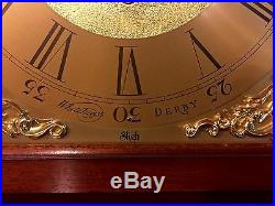Sligh 862-1nz Mistletoe Natchez Collection Grandfather Clock Brand New #20 of 62