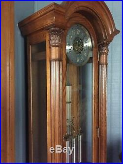 Sligh Centurian Collection Grandfather Clock