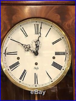 Sligh Dorset Grandfather Clock Westminster, Whittington, St Michael Chimes