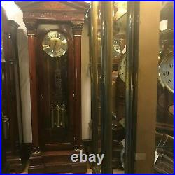 Sligh Millennium 0120 Grandfather Clock Limited Edition 56 of 1000 LOCAL PICKUP