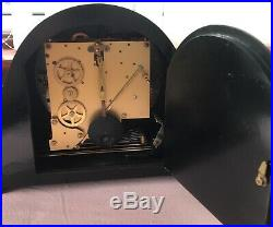 Smiths Enfield Westminster Chiming Mantel Clock