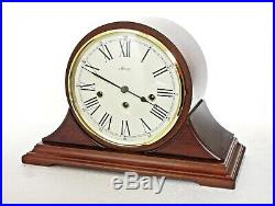 Superb Very Rare Hermle 4-bell Westminster Chiming Mantel Clock Key Wound 340/70