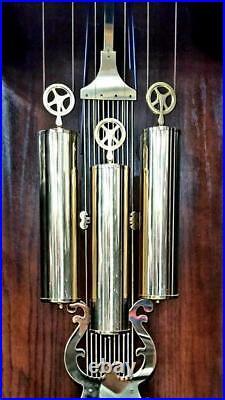 The La Maree Grandfather Clock By Ridgeway Triple Chime, 7 Foot, Model # 171