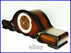Very Big Beautiful Art Deco Belcanto Westminster Chiming Mantel Clock