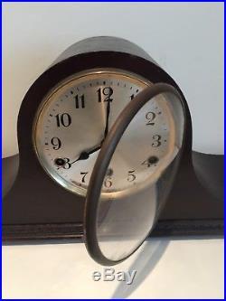 Vintage 1920/40 Mantle Clock Westminster Chime Lovely Sound