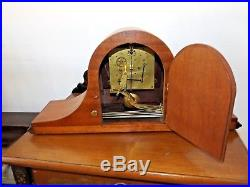 Vintage 1960's MCM Seth Thomas 8day Westminster Chime Mantle Clock MINT COND