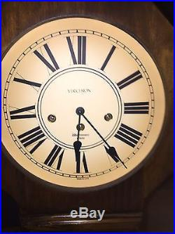 Vintage American Made Verichron Westminster Chime Wall Clock Works