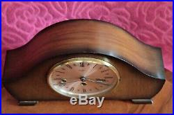 Vintage German'Bentima' 8-Day Floating Balance Clock with Westminster Chimes
