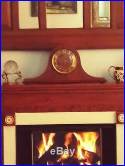Vintage SETH THOMAS Westminster Chime 8 Day Medbury 4W Mantle Clock c. Oct 1948