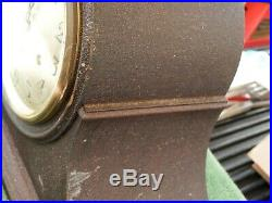 Vintage Seth Thomas 113 Westminster Chime Mantle Clock & Key 1921 Estate find