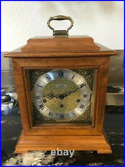 Vintage Seth Thomas 1309 Westminster Chime German Movement Legacy Mantle Clock