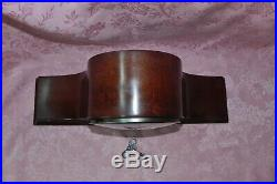 Vintage Seth Thomas 8 Day Keywound Westminster Chime Mantle Clock WithKey 20