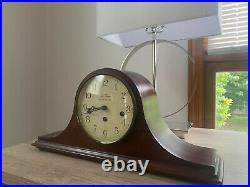 Vintage Seth Thomas Westminster Chime Clock / Great Working Condition