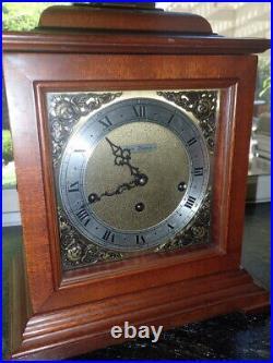 Vintage Seth Thomas Westminster Chime German 8 Day Mantel Clock Great Buy