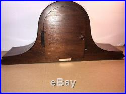 Vintage Seth Thomas mantle clock WithChime with Westminster Chimes AS-IS