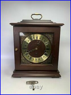 Vintage Welby Elgin Westminster Chime Mantel Clock Made in Germany. For PArts
