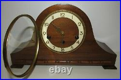Vintage Welby Quarter Hour Westminster Chime Clock 8-Day, Key-wind