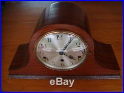 Vintage Whittington/Westminster Chiming Mantel Clock