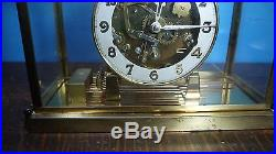 Vintage cuckoo clock mfg. Co. Inc. Westminster chimes mantle clock project