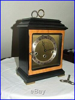 WARMINK Wuba Mantel Clock HIGH GLOSS! MULTICOULOUR Westminster Chime, 5 hammers