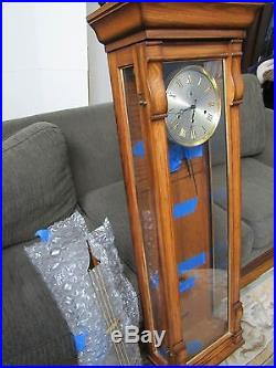 WK Sessions 52 2 weight Westminster Chime Wall Clock with German movement