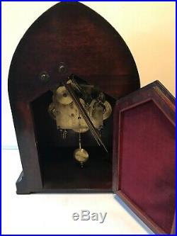 Waterbury Westminster Chime Mantel Clock #504