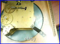 Westminster Chime Wall Hermle Emperor Clock Movement