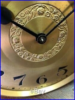 Westminster Chiming Longcase grandfather Art Deco German clock Antique Movement