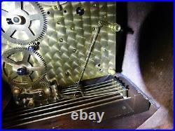 Westminster German Chime Mantle Clock. Schatzstunningruns Greatnice One