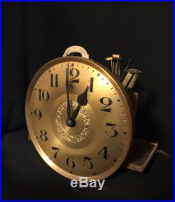 Westminster Whittington Chiming Longcase grandfather Gustav Becker Antique clock