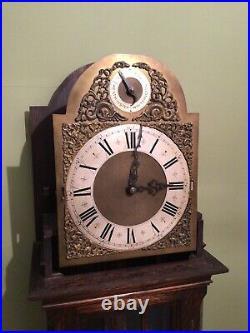 Westminster Whittington St Michaels Chime Longcase Clock