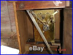 Westminster chime Mantle clock